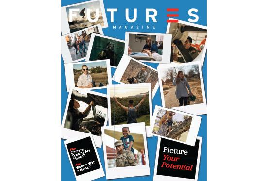 <em>FUTURES</em> Magazine